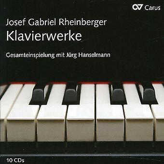J. Rheinberger - Josef Gabriel Rheinberger: Klavierwerke [CD] USA import