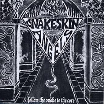 Slangenhuid Angels - Volg de slang naar de Core [CD] USA import