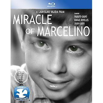 Miracle of Marcelino [BLU-RAY] USA import