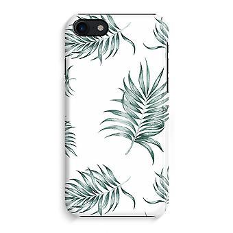 iPhone 8 pełny głowiczki (błyszcząca) - prosty liści