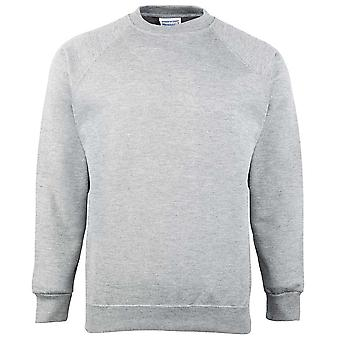 Maddins Mens Coloursure Colours New Crew Neck Pull Over Sweatshirt Jumper