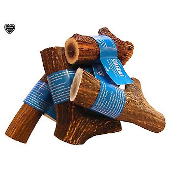 The Original, 100% natural, Stagbar Antler Dog Puppy Chew, all sizes