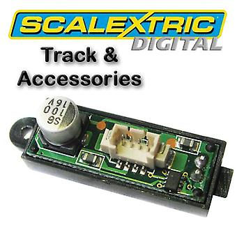 Scalextric Digital - enchufe para coches del solo asiento