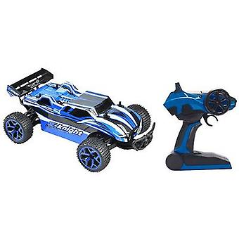 Amewi 22227 Fierce 1:18 RC model car for beginners Electric Truggy 4WD Incl. batteries and charger