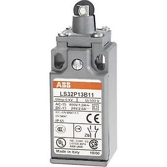 ABB LS32P13B11 Limit switch 400 V AC 1.8 A Tappet momentary IP65 1 pc(s)