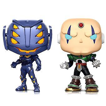 Pop! Jeux vinyle Marvel Pack 2 Ultron Vs Sigma