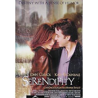 Serendipity Poster  John Cusak, Kate Beckinsale