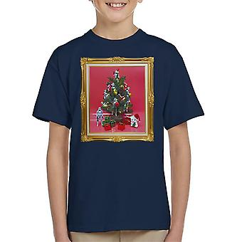 Original Stormtrooper Christmas Tree Kid's T-Shirt