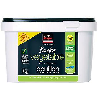 Major Gluten Free Basic Vegetable Boullion