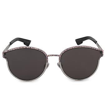 Christian Dior symétrique autour de lunettes de soleil O3T2K 59