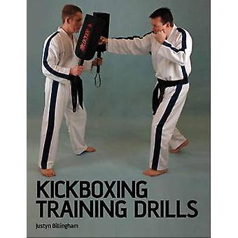 Kickboxing Training Drills by Justyn Billingham - 9781847972873 Book