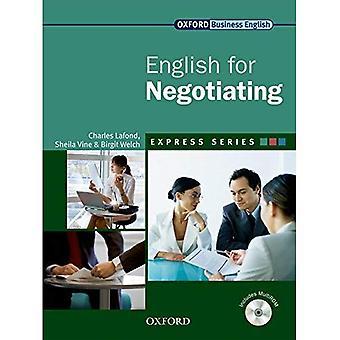Engels voor het onderhandelen over: Student boek Pack: een korte, Specialist Engels cursus