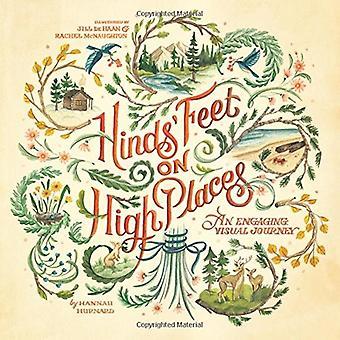 Hinds' fødder på høje steder