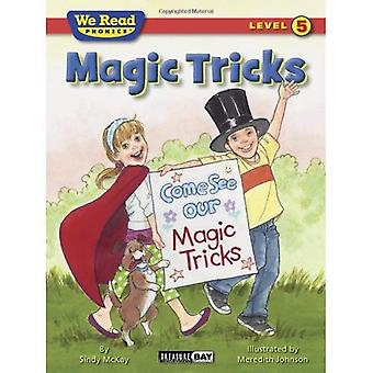 Magic Tricks (We Read Phonics - Level 5