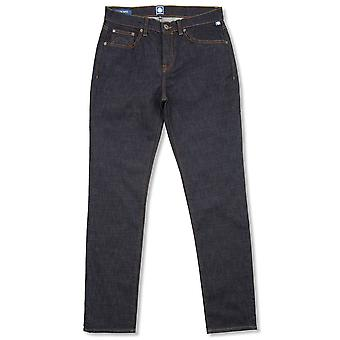 PRETTY GREEN Erwood Slim Fit Dark Wash Jeans