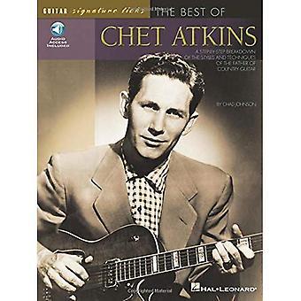 Migliori di Chet Atkins: una ripartizione dettagliata degli stili e delle tecniche del padre della chitarra del paese