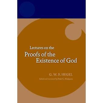 محاضرات هيجل في البراهين على وجود الله حسب هيغل
