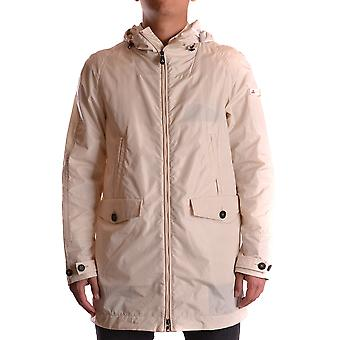 Peuterey Ezbc017027 Women's Beige Polyester Outerwear Jacket