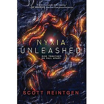 Nyxia Unleashed (Nyxia Triad)