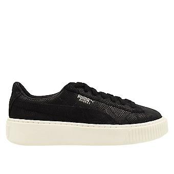 פומה פלטפורמה אופוריה S BL 36547201 אוניברסלי כל השנה נשים נעליים
