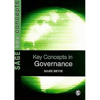 Sleutelbegrippen in Governance door Mark Bevir - 9781412935708 boek