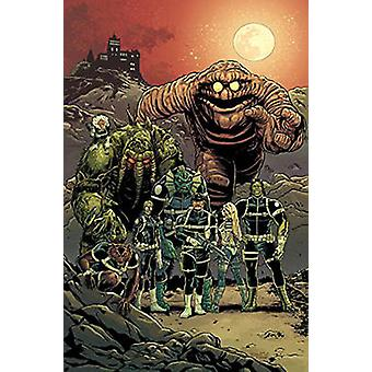 Howling Commandos of S.H.I.E.L.D. Vol. 1 - Monster Squad by Al Ewing -