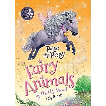 Paige the Pony by Lily Small - 9781250127006 Book
