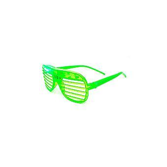 Lampeggiante Shutter Shades - verde