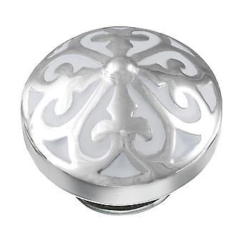 KAMELEON Ivory Minaret Sterling Silver JewelPop KJP651