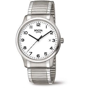Boccia Titanium 3616-01 Miesten Watch