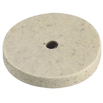 Wolfcraft filt disk diameter 10 mm (DIY, verktyg, förbrukningsmaterial och tillbehör)