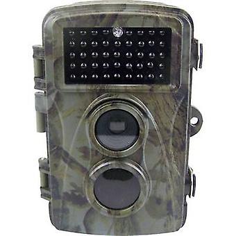 Berger & Schröter 31647 Wildlife camera 8 MP Black LEDs Brown