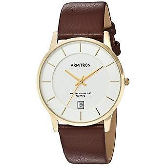 Armitron Clock Man Ref. 20/5190SVGPBN