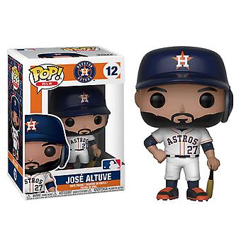 Major League Baseball Jose Altuve Pop! Vinyl