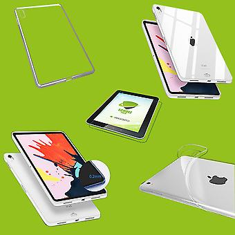 Για την Apple iPad 10,2 inch 2019 7th γενιάς διαφανές κάλυμμα κάλυψης + διαφάνεια LCD HD