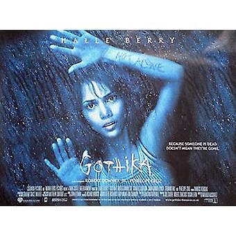 Gothika Original Cinema Poster