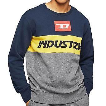 Diesel WILLY SWEATSHIRT Color Block