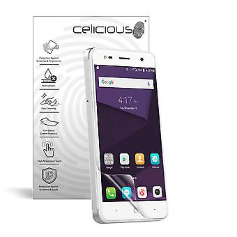 Celicious Impact Anti-Shock Shatterproof Screen Protector Film Compatible with ZTE Blade V8 Mini