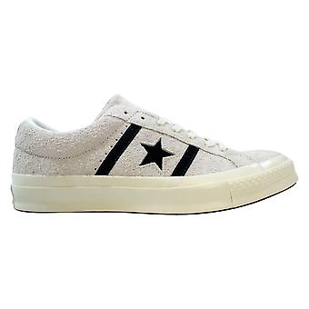 Converse One Star Academy Ox Egret/Black-Egret 163269C Men's