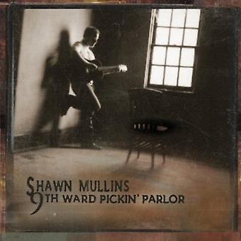 Shawn Mullins - 9th Ward Pickin' Parlor [CD] USA import