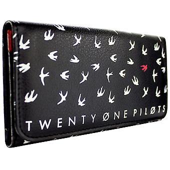 Twenty One Pilots Goner Don't Let me be Gone Tri-Fold Purse