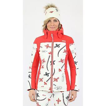 DuVillard Ecandies Ski Jacket - Faces