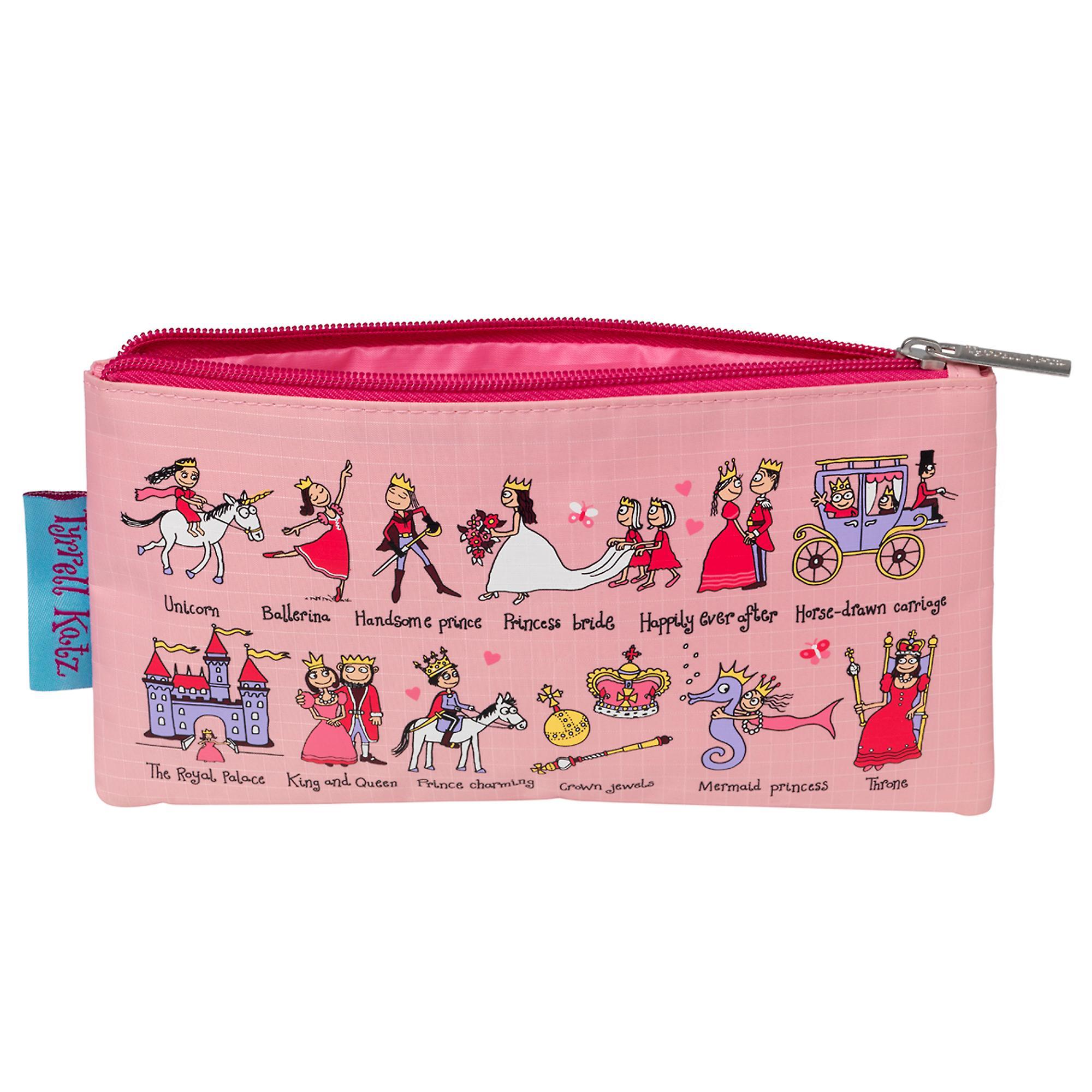 Tyrrell Katz Princess Pencil Case
