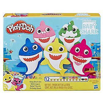 Play-Doh Pinkfong baby Shark Set Juguete