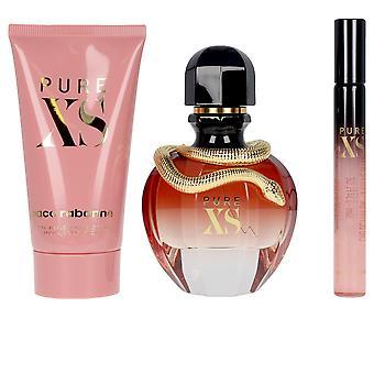 Paco Rabanne Pure Xs voor haar Set 3 Pz voor vrouwen