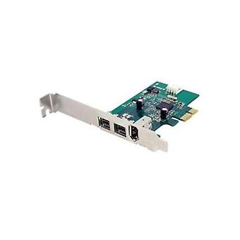 Startech 3 Port 2B 1A Pci Express Firewire Card