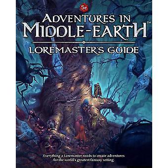 Aventuras no guia de Loremasters da Terra média-livro