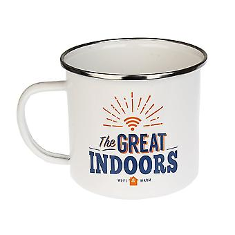 History & Heraldry Great Indoors Tin Mug 9