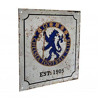 Signe de Logo Chelsea rétro