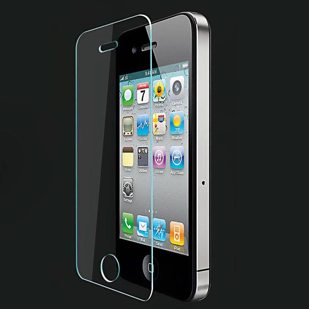 Stuff Certified® 5-Pack Screen Protector iPhone 4 Tempered Glass Film